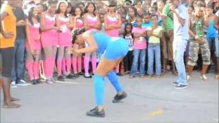 �������� ���� Nikon D5000 VIDEO  test dancing  in jamaica ������