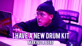 THIS IS THE BEST DRUM KIT I'VE EVER USED (FL Studio 20 Tutorial)