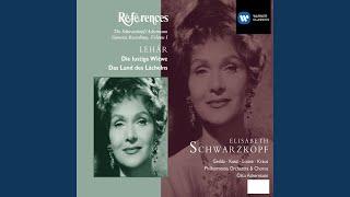Die Lustige Witwe (2001 Remastered Version) , Act II: Sieh dort den kleinen Pavillon...