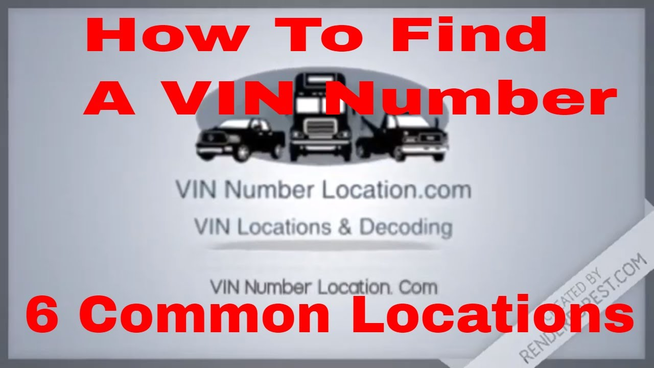 Quad ATV Frame numbers and VIN Locations  Find your bikes