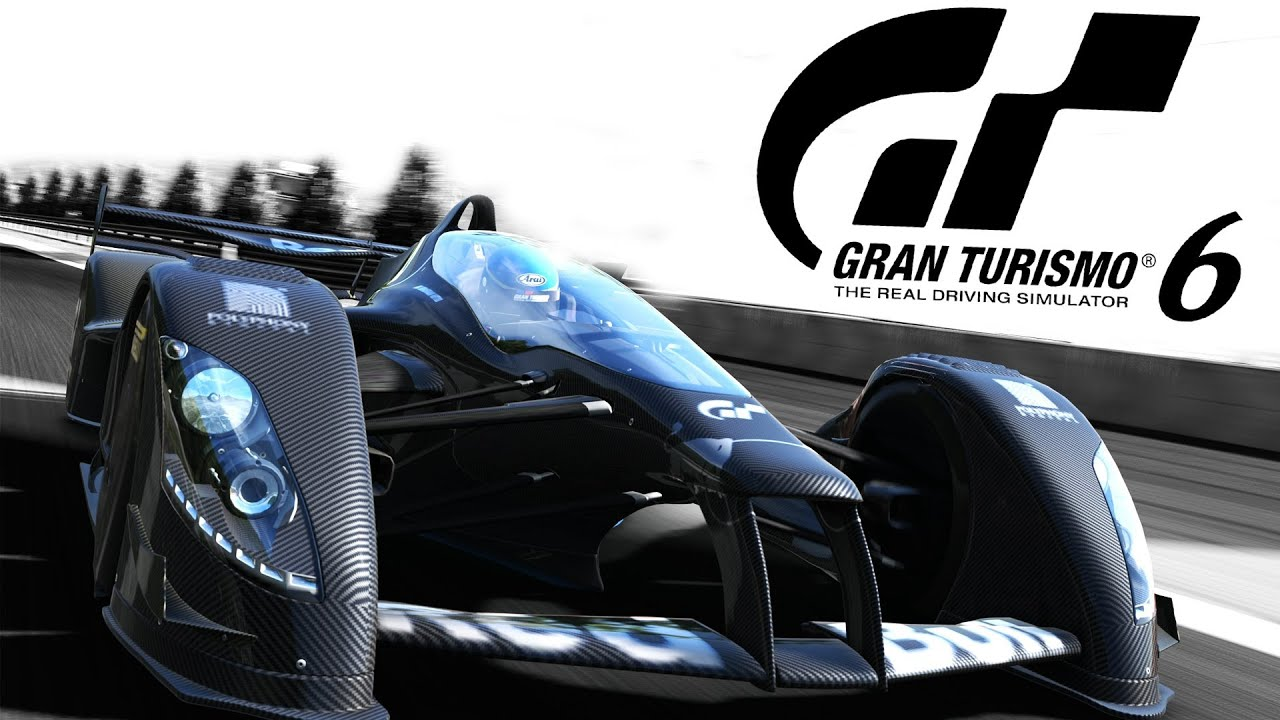 zagrajmy w gran turismo 6 gt6 polski gameplay ps3. Black Bedroom Furniture Sets. Home Design Ideas