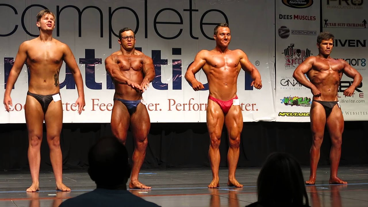 Amateur fitness contest utah