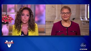 Rep. Karen Bass Discusses The Reality Of Police Reform | The View