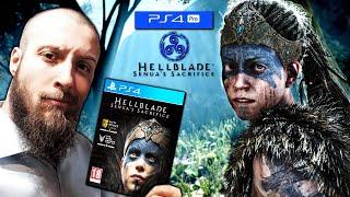 Hellblade: Senua's Sacrifice - POCZĄTEK! [PS4 PRO] - Na żywo
