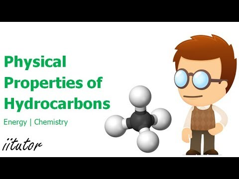 √ Physical Properties Of Hydrocarbons | Energy | Chemistry