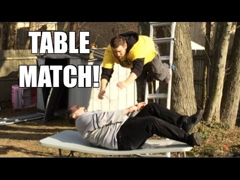 grim 39 s toy show ep 787 backyard wrestling match in the snow wwe