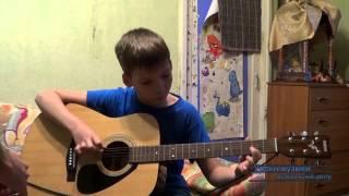 """Отзыв об уроках игры на гитаре в музыкальной школе """"MUZE"""", Игорь, 8 лет"""