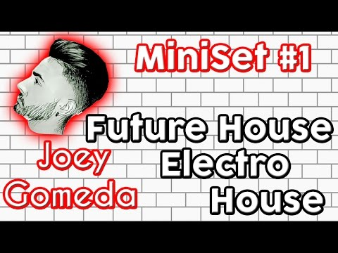 MINISET #1   JoeyGomeda   Electro - House - Future House