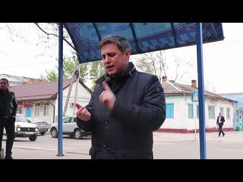 Мэр Усть-Лабинска, обращение к народу