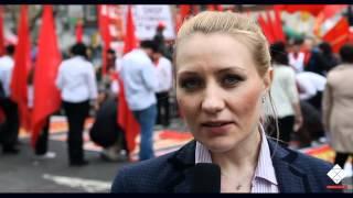 видео 3 мая 2014 года - прогулка по Лондону. Иду от Лондон Бридж по набережной Темзы