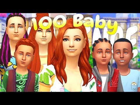 Already Pregnant? - Ep.1 Sims 4 100 Baby Challenge from YouTube · Duration:  21 minutes 15 seconds