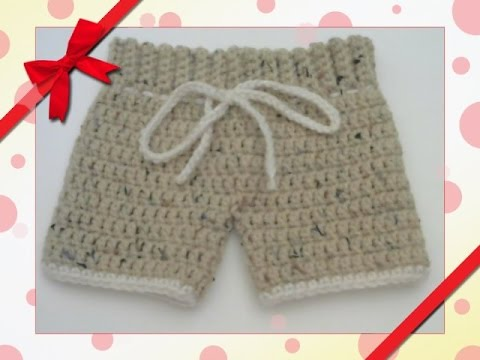 Crochet Cabbage Patch Shorts Youtube