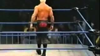 Scott Steiner vs. Nathan jones 1/2