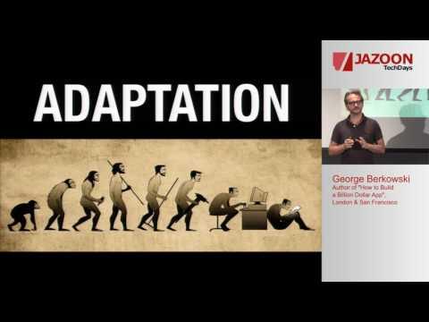 Georg Berkowski - How to Build a Billion Dollar App