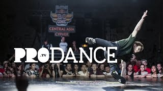 Shadr vs Illuminate | Red Bull BC One Central Asia Cypher 2015