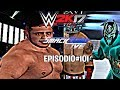 WWE 2K17 (PS2) UNIVERSE MODE SMACKDOWN - EPISODIO#101