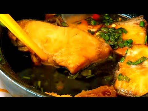 Food For Good #299: Chết chìm với cá bớp kho tộ tại cơm trưa