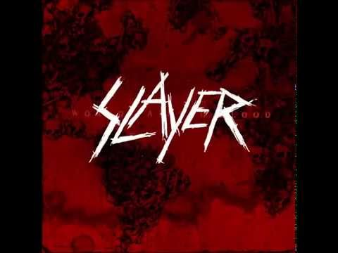 Slayer - Playing With Dolls guitar cover