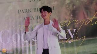 PARK BO GUM Teases Upcoming Movie With GONG YOO! | MYXclusive