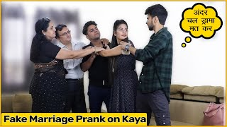 F@ke Marriage  Prank Girlfriend | Ft. The Rds Films | RDS Production