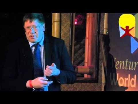 Venture Capital World Summit 2015 Palle Pedersen