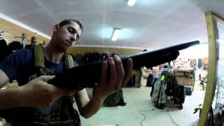 Review ShotGun full stock Suiss Arms