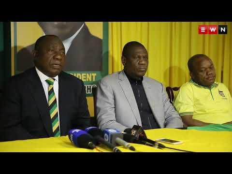 Ramaphosa responds to political killings in Kwa-Zulu Natal