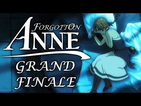 Forgotton Anne - Grand Finale - Time's Up