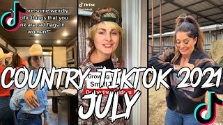 New Best Country Tiktok Compilation 2021 July 🎵🇺🇲 |Redneck Tiktok Send Funny 2021 July |🤠