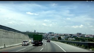 Atravesando La Bella Ciudad de Querétaro.