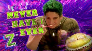 Milo Manheim Plays Never Have I Ever! | ZOMBIES 2 | Disney Channel