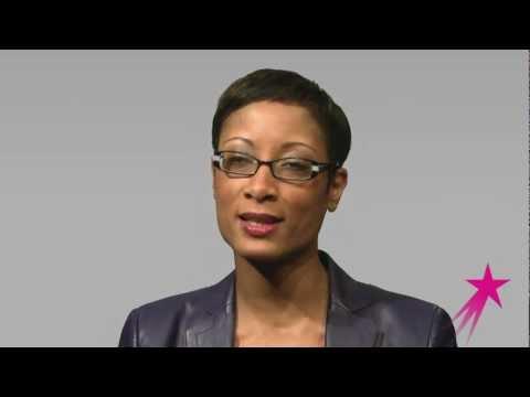 HR Executive: Advice - Tina Waters Career Girls Role Model