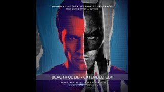 BEAUTIFUL LIE - Unreleased Extended Ver [HQ] - Batman v Superman: Soundtrack