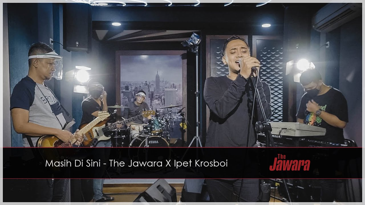 Masih Di Sini - The Jawara X Ipet Krosboi (LIVE RECORDING)