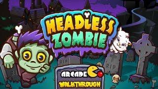 Headless Zombie Walkthrough Level 1 - 10