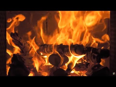 The Best 5 hours Full HD 1080p original Fireplace video - Special ...