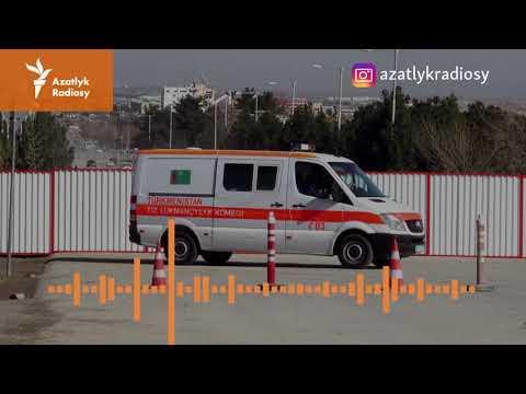Türkmenistanda karantine ugratmak