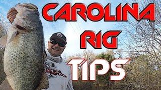 How to Setup and Fish a Carolina Rig