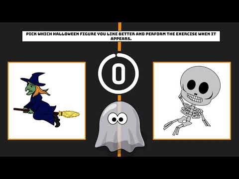 Fitness: This or That - Halloween