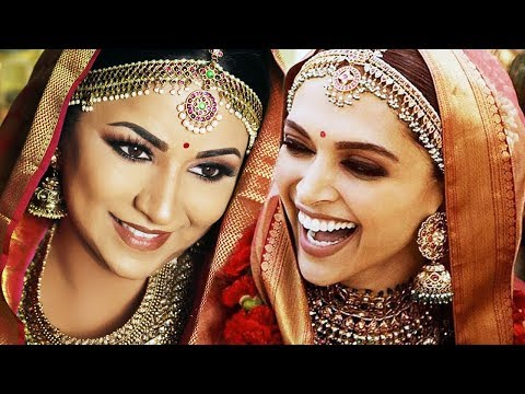 DEEPIKA PADUKONE BRIDAL/WEDDING LOOK || Step-By-Step Indian Bridal Makeup Tutorial