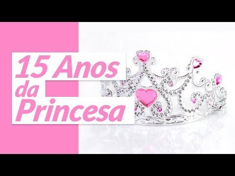 15 anos da princesa