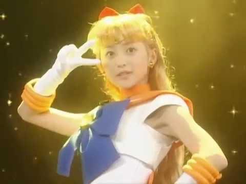 Sailor Moon Live Action - All Sailor Henshin