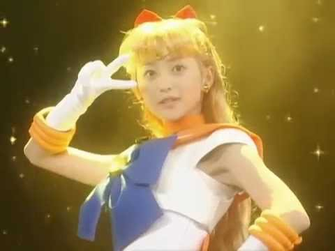 Sailor Moon Live Action - All Sailor Henshin