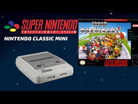 Super Mario Kart | Super Nintendo Classic Mini | Folge 16 | SNES Mini - YouTube