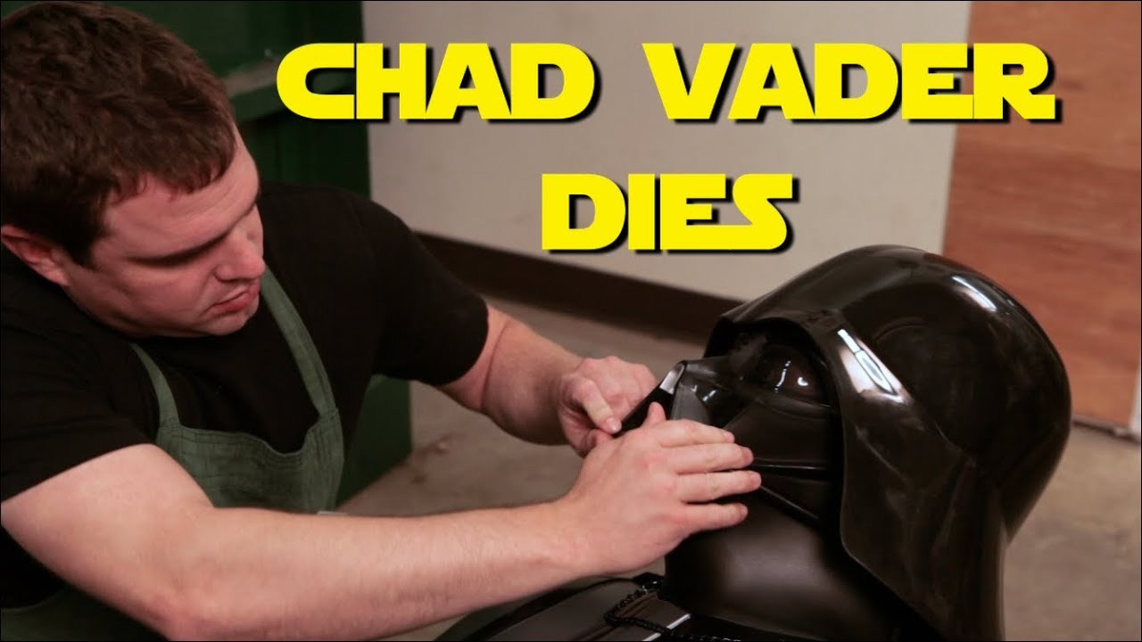 chad vader dies chad vader day shift manager s ep chad vader dies chad vader day shift manager s4 ep10