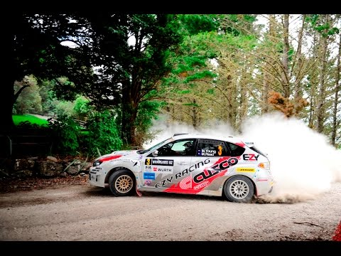 APRC - 2016 International Rally of Queensland - Highlights