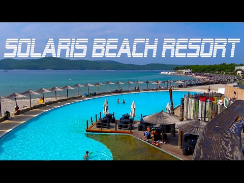 SOLARIS BEACH RESORT IN SIBENIK CROATIA 4K