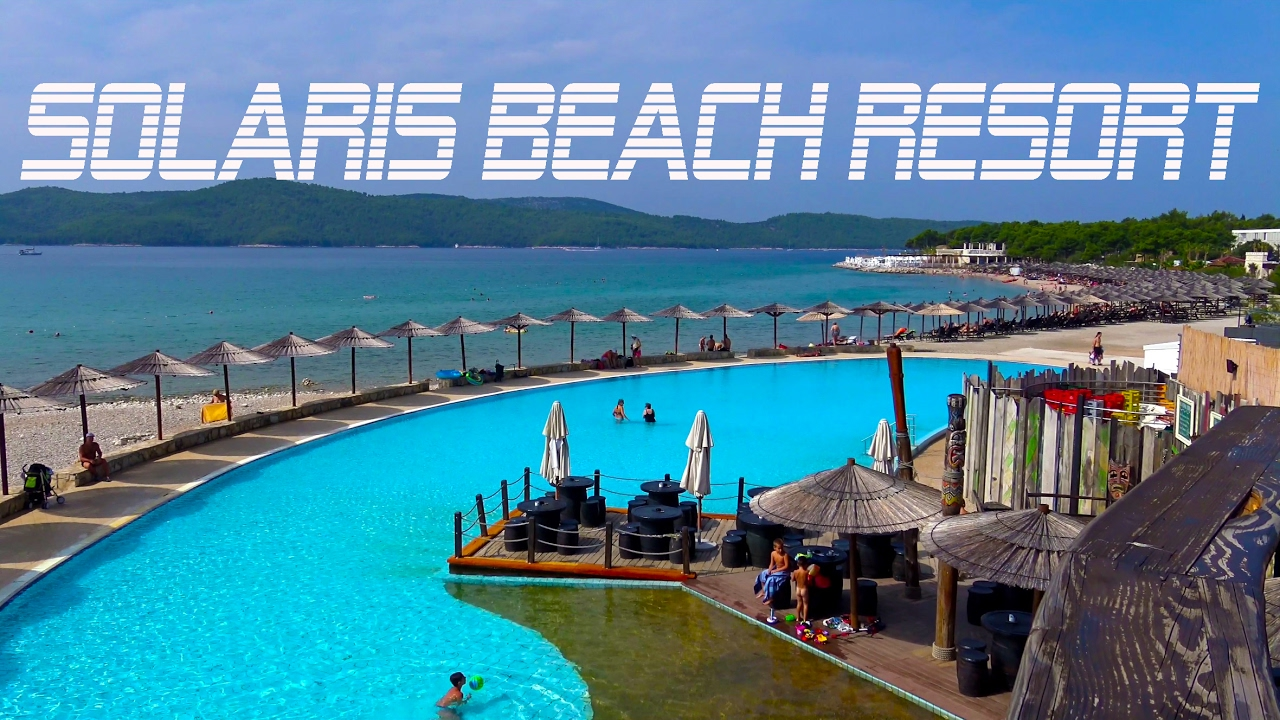 Solaris Beach Resort Hotel Andrija
