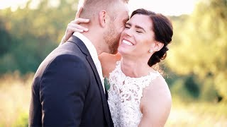 Living with God's Grace  || Evan + Angela's Wedding Film