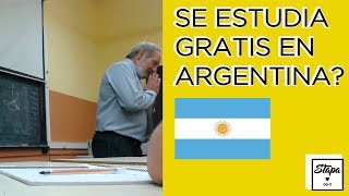 Que necesitas para estudiar en Argentina / Stapa - Stafaband
